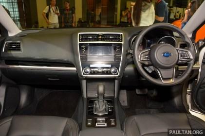 2018 Subaru Outback 2.5i-S EyeSight SG 23