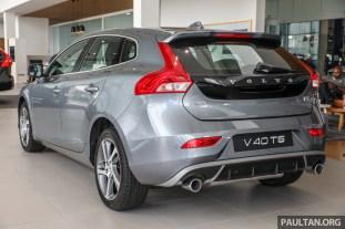 2018 Volvo V40 T5 R Design Malaysia_Ext-2