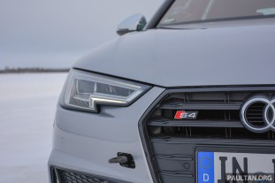 Audi Ice Driving Experience 2017-25