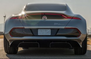 Fisker Emotion 8