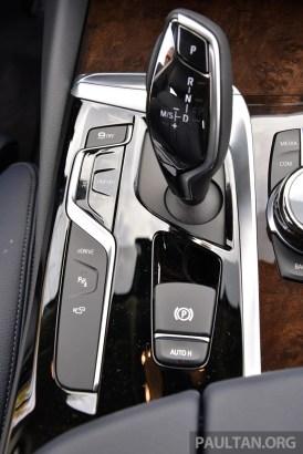 G30 BMW 530e Review 43
