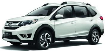 Honda BR-V White Orchid Pearl