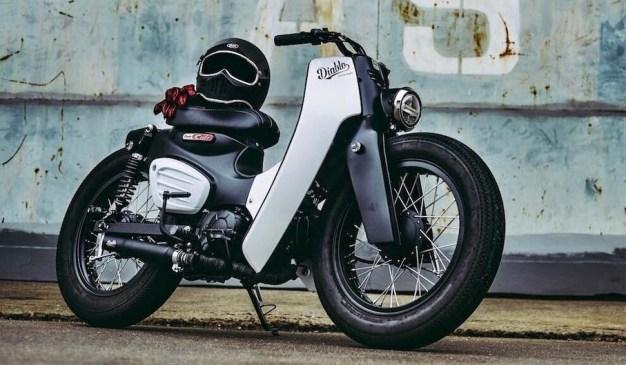 Honda Super Cub KSpeed BM-2
