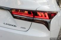 Lexus LS 500h 12