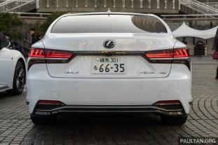 Lexus LS 500h 4