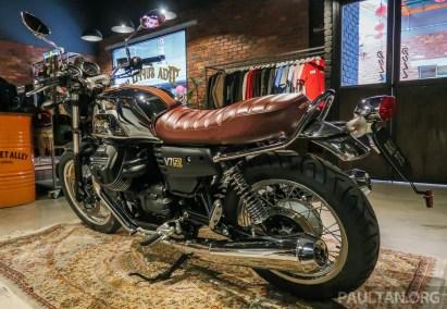 Moto Guzzi V7 III Anniversario BM-7