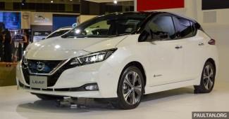 Nissan Leaf SG 1-BM
