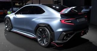 Subaru Viziv Performance STI Concept 3
