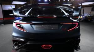 Subaru Viziv Performance STI Concept 4