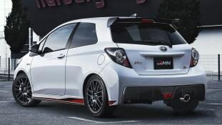 Toyota Vitz GRMN 3