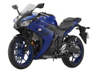 Yamaha R25 2018 Blue BM-8