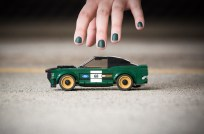 LEGO Speed Champions 1968 Mustang Fastback
