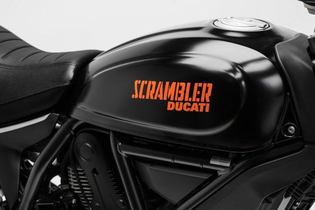 2018 Ducati Scrambler Hashtag - 8