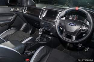 2018 Ford Ranger Raptor Debut in Thailand
