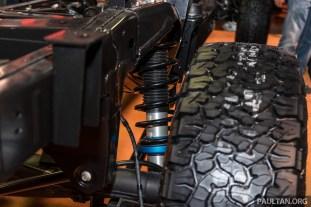 2018 Ford Ranger Raptor Debut in Thailand