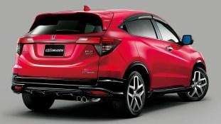 2018 Mugen Infinite Vezel (Honda HR-V Bodykit)