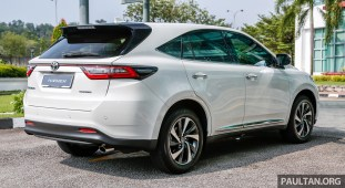 2018 Toyota Harrier 2.0T Luxury_Ext-3-BM