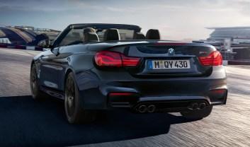 BMW M4 Convertible Edition 30 Jahre 3