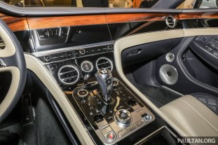 Bentley Continental GT Launch_Int-5