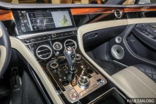 Bentley Continental GT Launch_Int-6