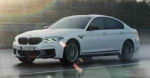 F90 BMW M5 M Performance Parts
