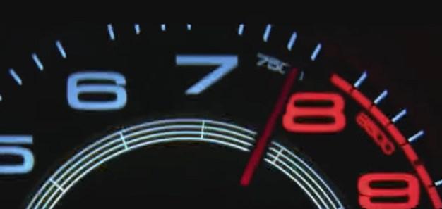 Ferrari 488 SS teaser 2