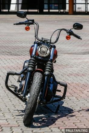 Harley Davidson Street Bob 107-13