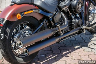 Harley Davidson Street Bob 107-41