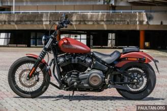 Harley Davidson Street Bob 107-8