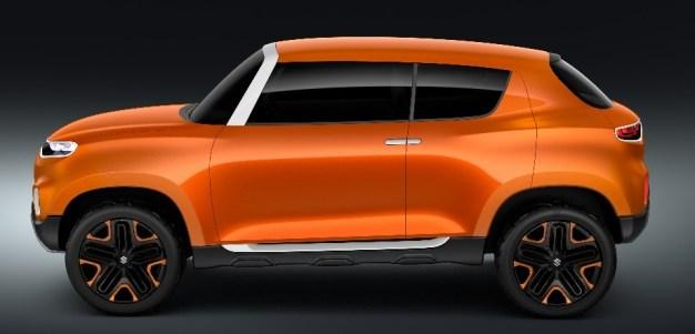 Maruti Suzuki Concept Future S BM-5
