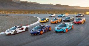 McLaren MSO X gathering 1