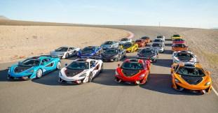 McLaren MSO X gathering 2