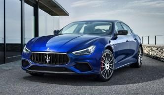 20 Maserati Ghibli GranSport