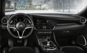 2018 Alfa Romeo Giulia Veloce Ti