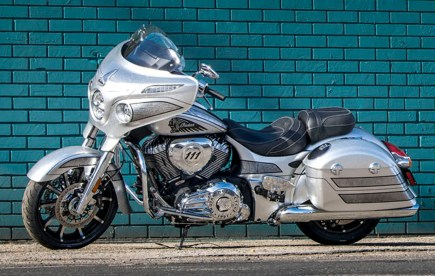 2018 Indian Chieftain Elite - 5
