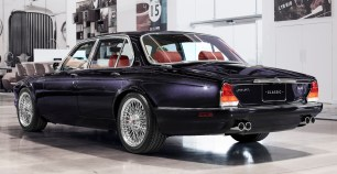 2018 Jaguar Greatest Hits XJ6