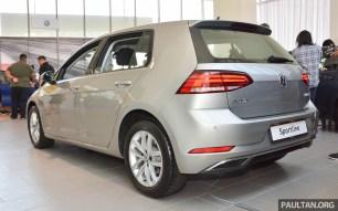 2018 Volkswagen Golf Sportline 2