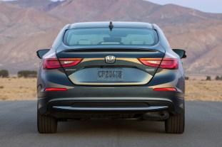 2019 Honda Insight Hybrid - Exterior