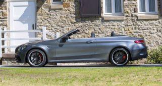 A205 Mercedes-AMG C 63 S Cabriolet facelift 2