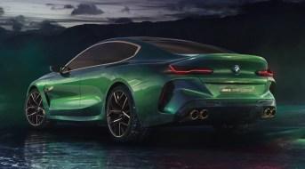 BMW Concept M8 Gran Coupe BM-6