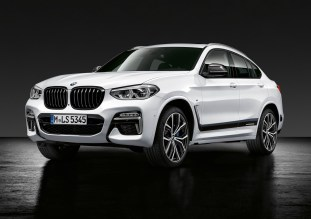 BMW X2 X3 X4 M Performance Parts 12