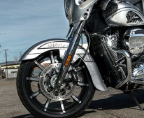 Indian Chieftain Elite Black Hills Silver BM-31