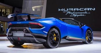 Lamborghini Huracan Performante Spyder 69