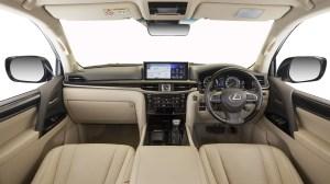 Lexus LX 450d 4