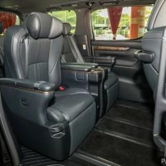 All New Alphard Executive Lounge Grand Veloz Ring 17 Toyota Vellfire Facelift On Sale Rm351k 541k 3 5 Int 25