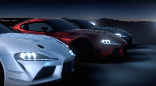 Toyota GR Supra Video Screenshots-08