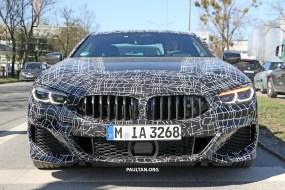2018 BMW 8 Series Coupe Spyshots-10