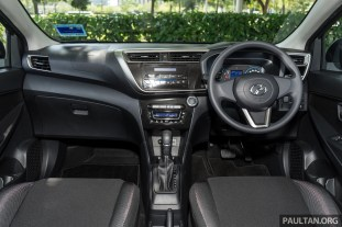 2018 Perodua Myvi 1.3 G - Interior