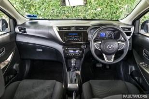 2018 Perodua Myvi 1.3 X - Interior