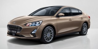 2019 Ford Focus Mk4 Asia Four Door